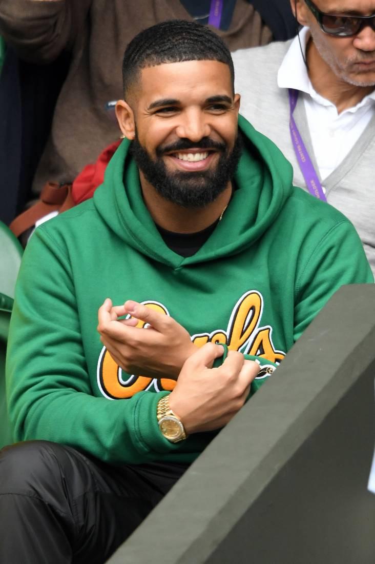 Drake Rolex