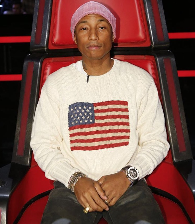 Pharrell Williams Richard Mille