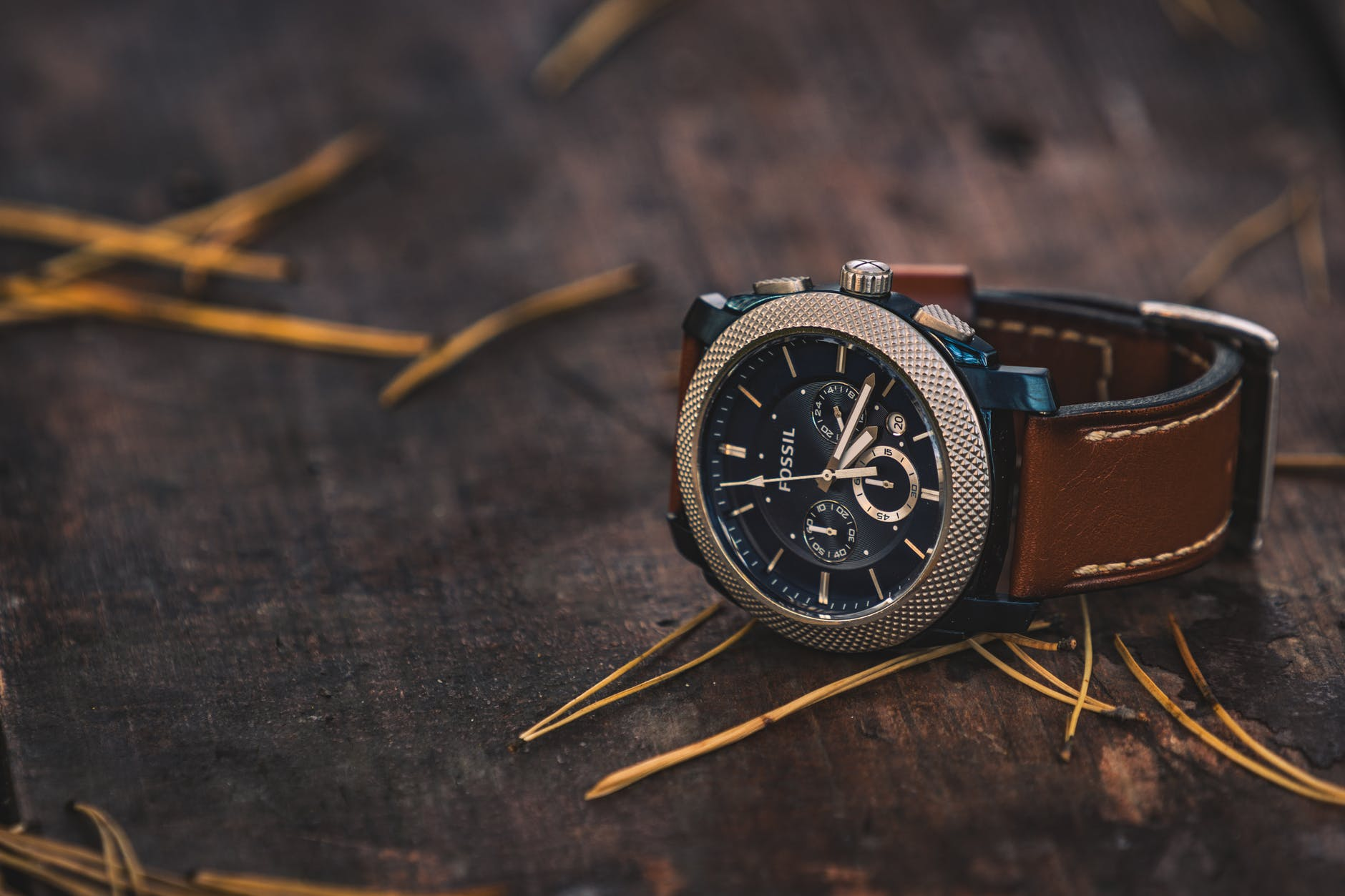 Fossil Machine Chronograph
