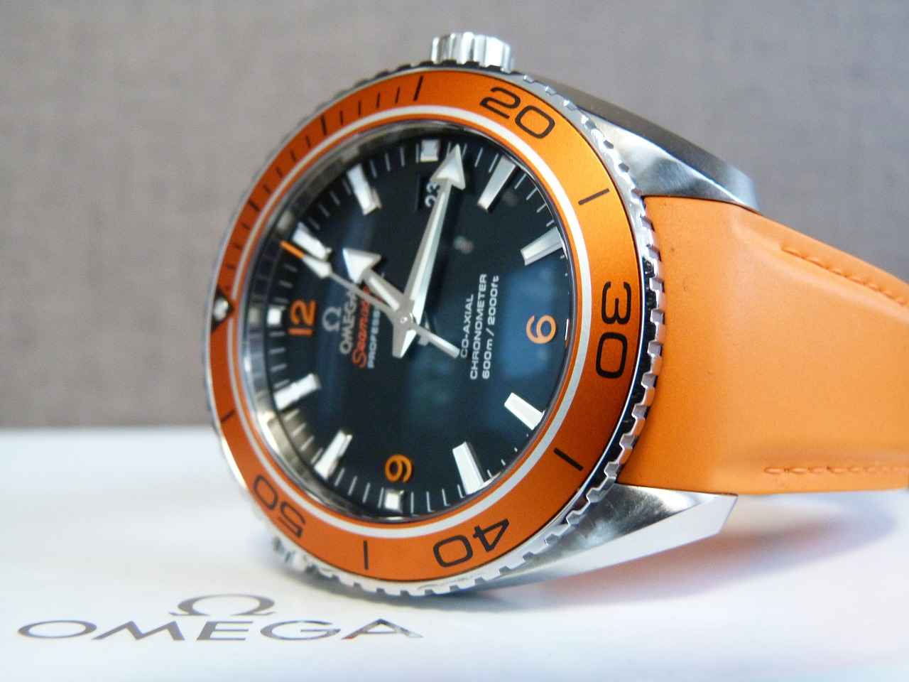 Omega Seamaster 300 Master Co-Axial Automatic