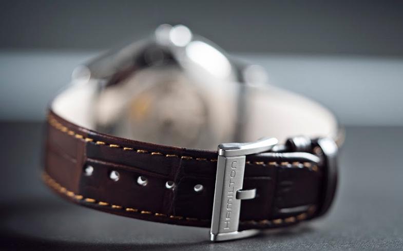 Hamilton watch strap