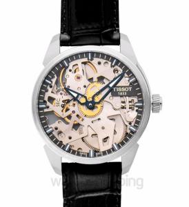 Tissot T-Classic T-Complication Squelette
