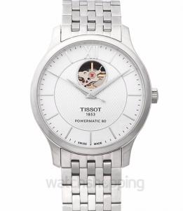 Tissot T-Classic Tradition Powermatic 80 Open Heart