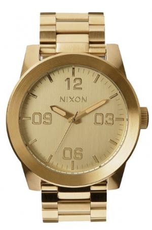 Nixon Gold Watch