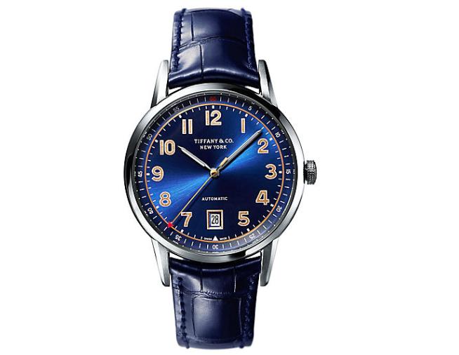 Tiffany CT60 watch