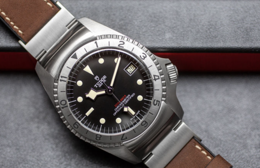 Tudor Black Bay P01 Commando