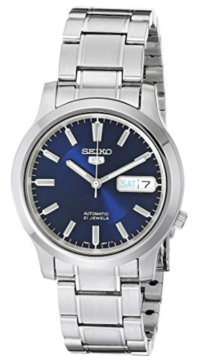 Seiko 5 Automatic Stainless Steel Men's Watch