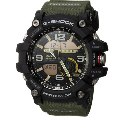 Casio G-Shock Mudmaster GG 1000