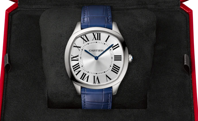 Drive de Cartier Extra Flat Watch