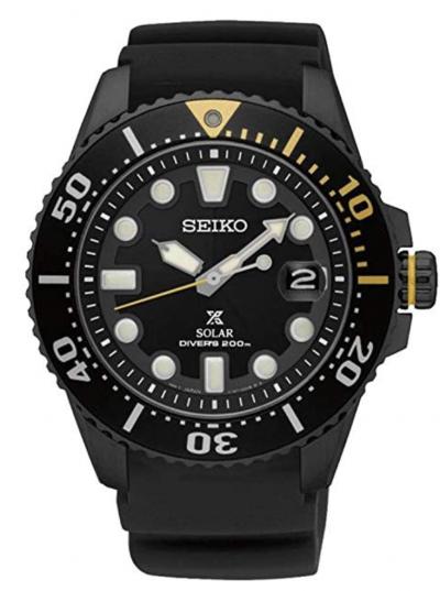 Seiko Propex Black Diver