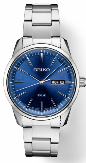 Seiko Sapphire Crystal SNE525