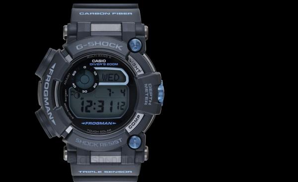 Casio G-Shock Frogman Digital