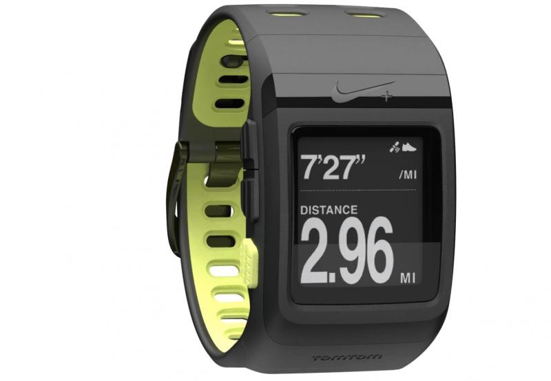 The Nike+ Sport Watch
