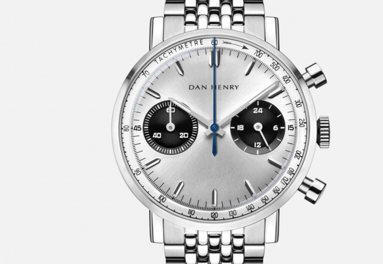 Dan Henry 1964 Gran Turismo Chronograph