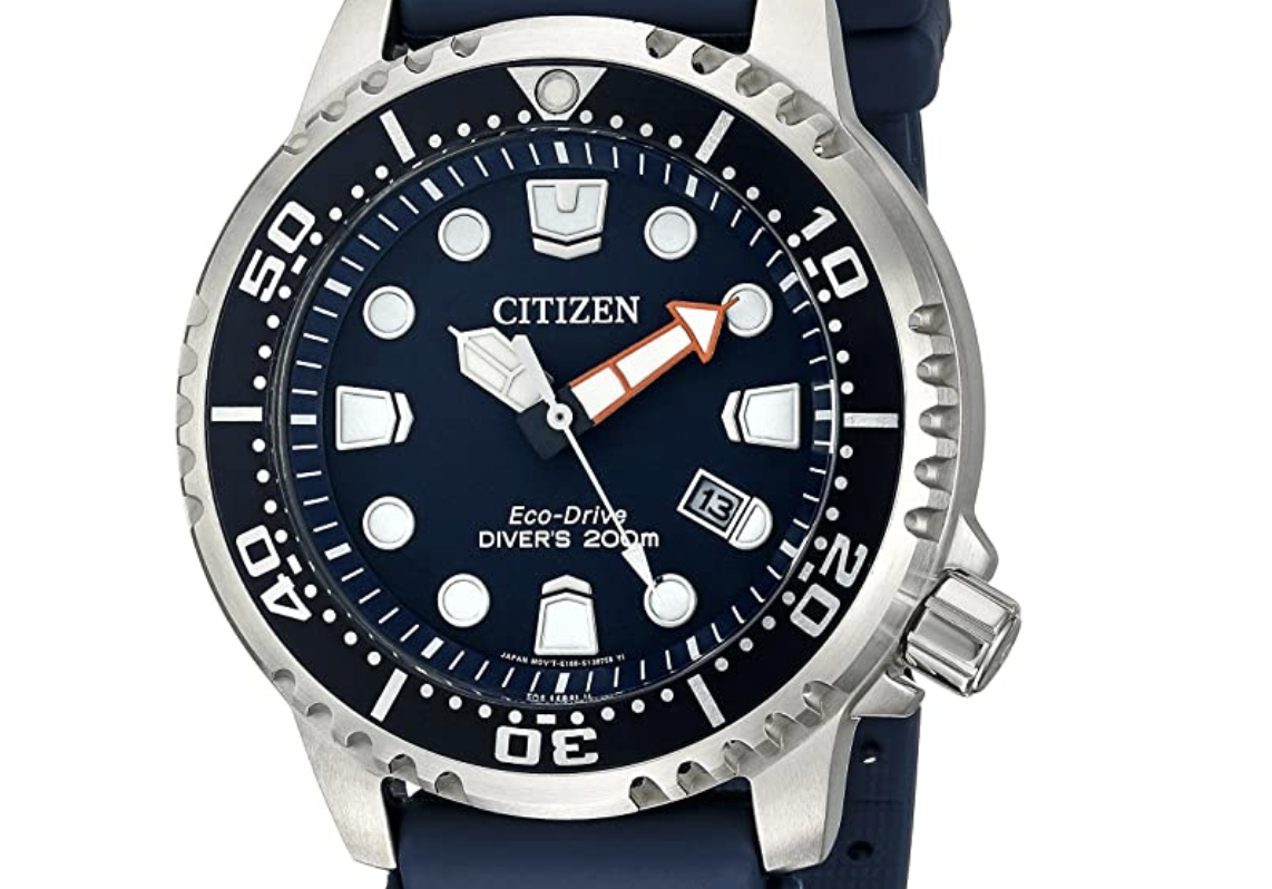 Promaster Professional‌ ‌Diver‌ ‌Citizen‌ ‌Watch‌