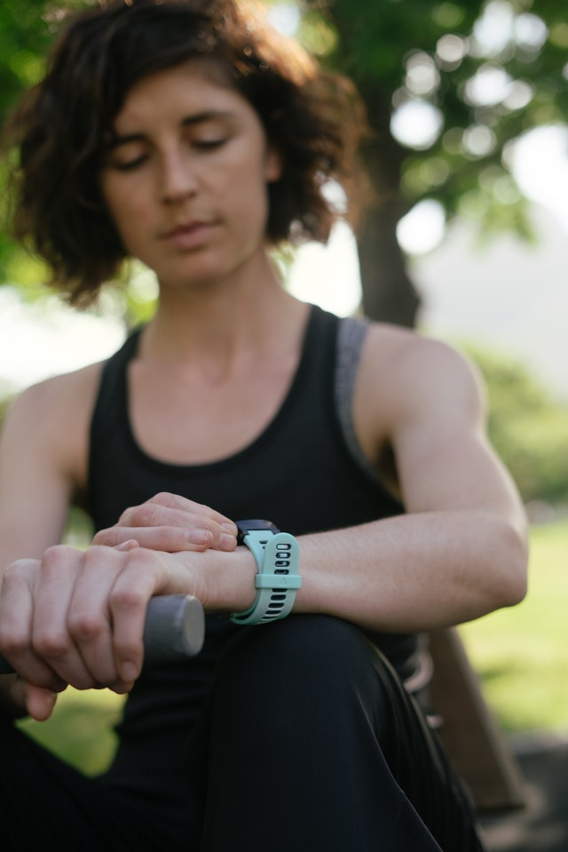 Cycling watches, fitness tracker