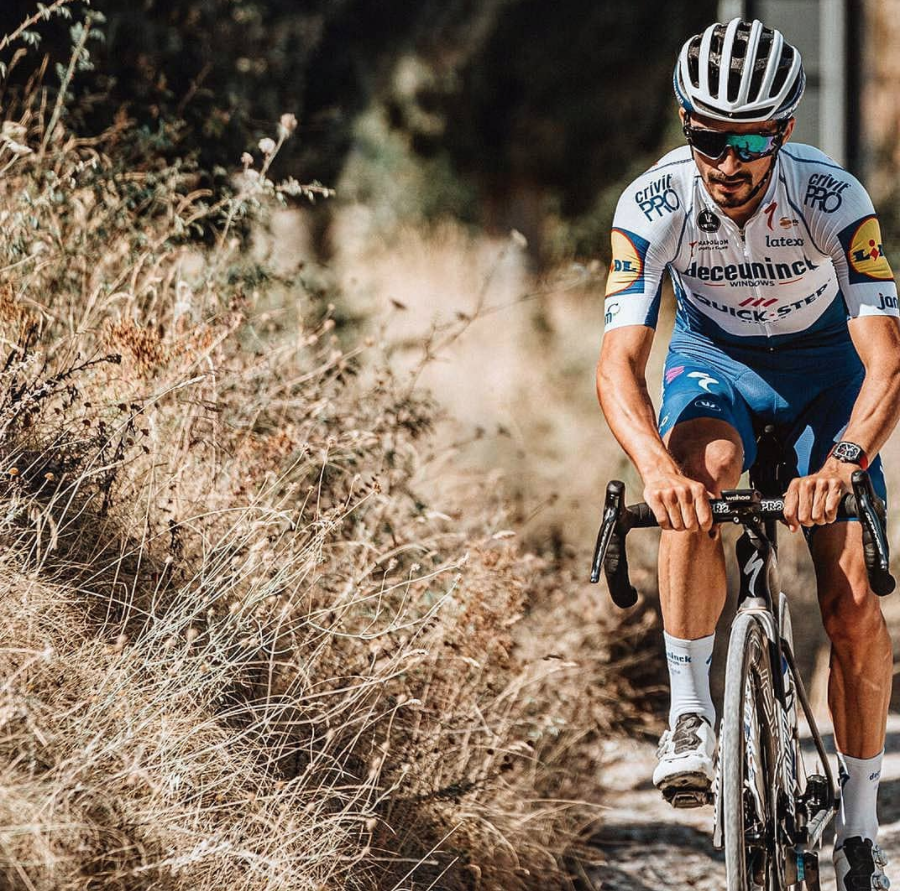 Julian Alaphilippe and his Richard Mille RM 67-02
